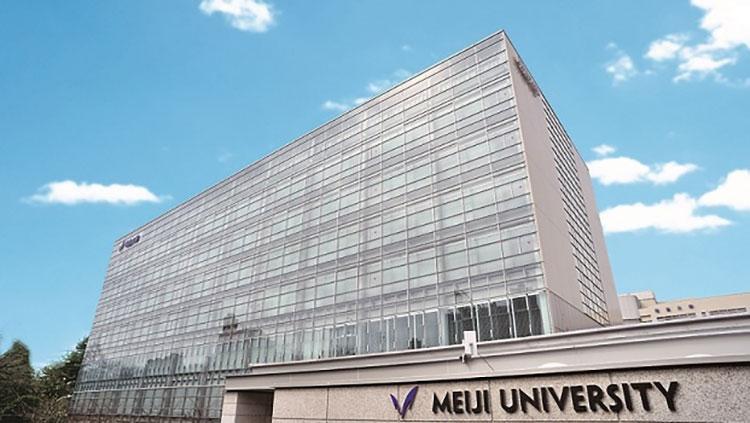 明治大学缩略图