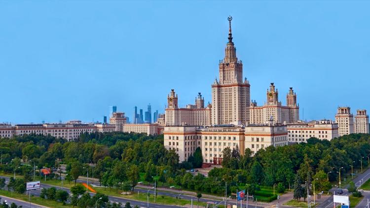 莫斯科国立大学缩略图