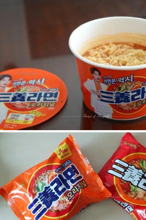 韩国拉面排名出来了,看看你爱的拉面有没有上榜~插图5